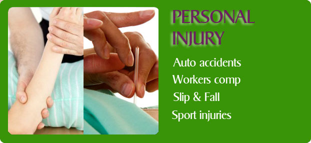 Acupuncture is almost always covered by automobile Personal Injury Protection